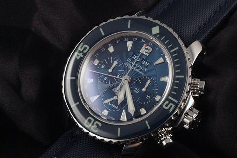 Fifty Fathoms copy watches online are king of diving timepieces.