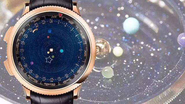 Van Cleef & Arpels Poetic Complications™ fake watches online are quite artful.