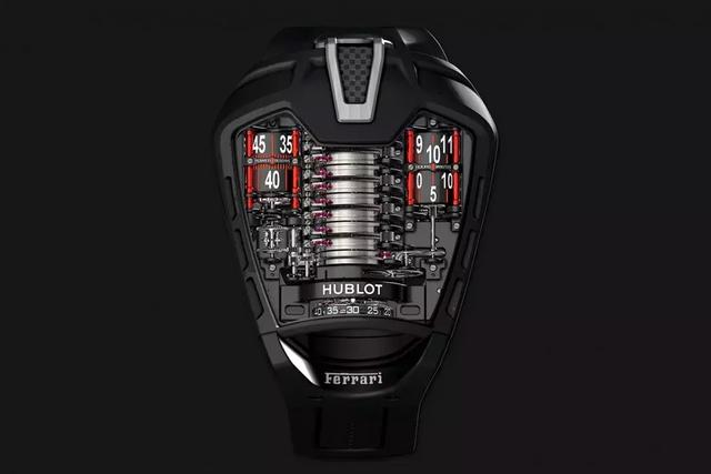 Hublot MP fake watches for men are wonderful timepieces.