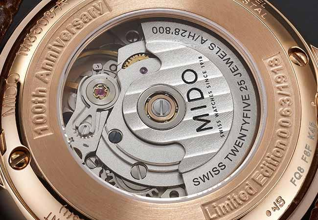 With accurate movements, Swiss copy watches can be operated perfectly.