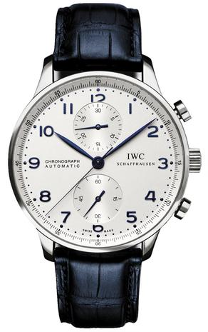 Copy IWC watches with steel cases are in excellent performance.